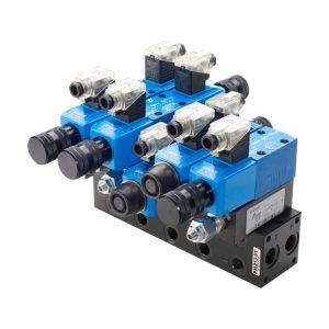 Eaton Cetop 3 & 5 Valves & Modules